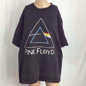 2004 PINK FLOYD (1987) Cotton T-Shirt XL